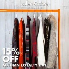 Autumn Loyalty Day