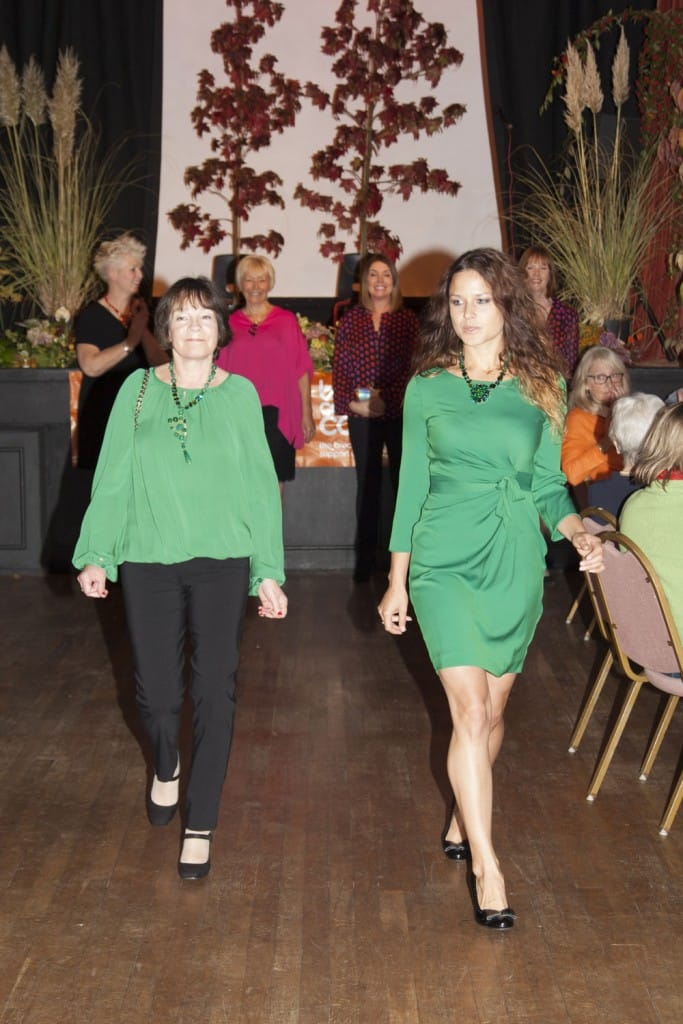 Collen And Clare Fashion Show