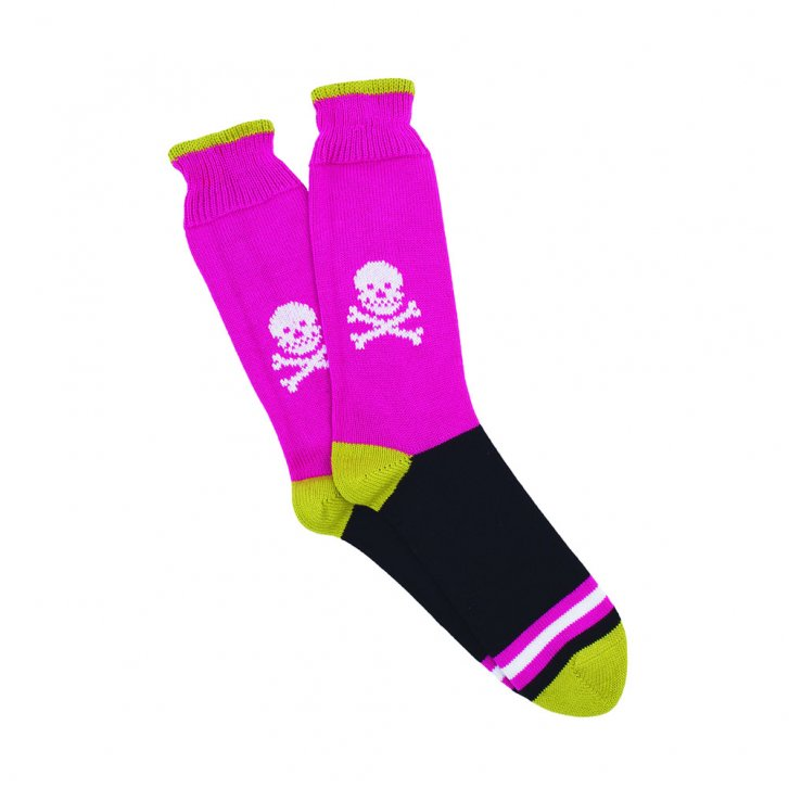 CORGI 100% Cotton Skull Socks