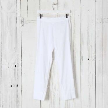 Linen Straight Leg Trouser