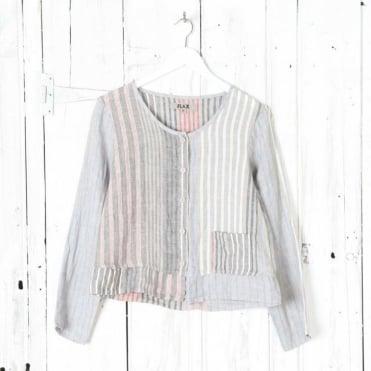 2/3s Linen Stripe Shirt