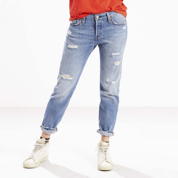 LEVIS 501 CT Jeans for Women