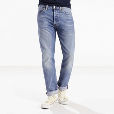 501 Levis Original Fit Straight Jean