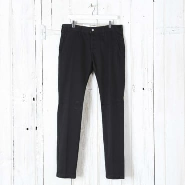 55 Chino Compact Twill Cotton 9oz Trousers