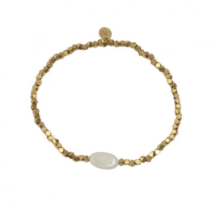 A BEAUTIFUL STORY Celebrate Rainbow Moonstone Bracelet