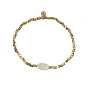 Celebrate Rainbow Moonstone Bracelet