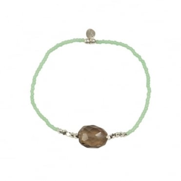 Joy Smokey Quartz Bracelet