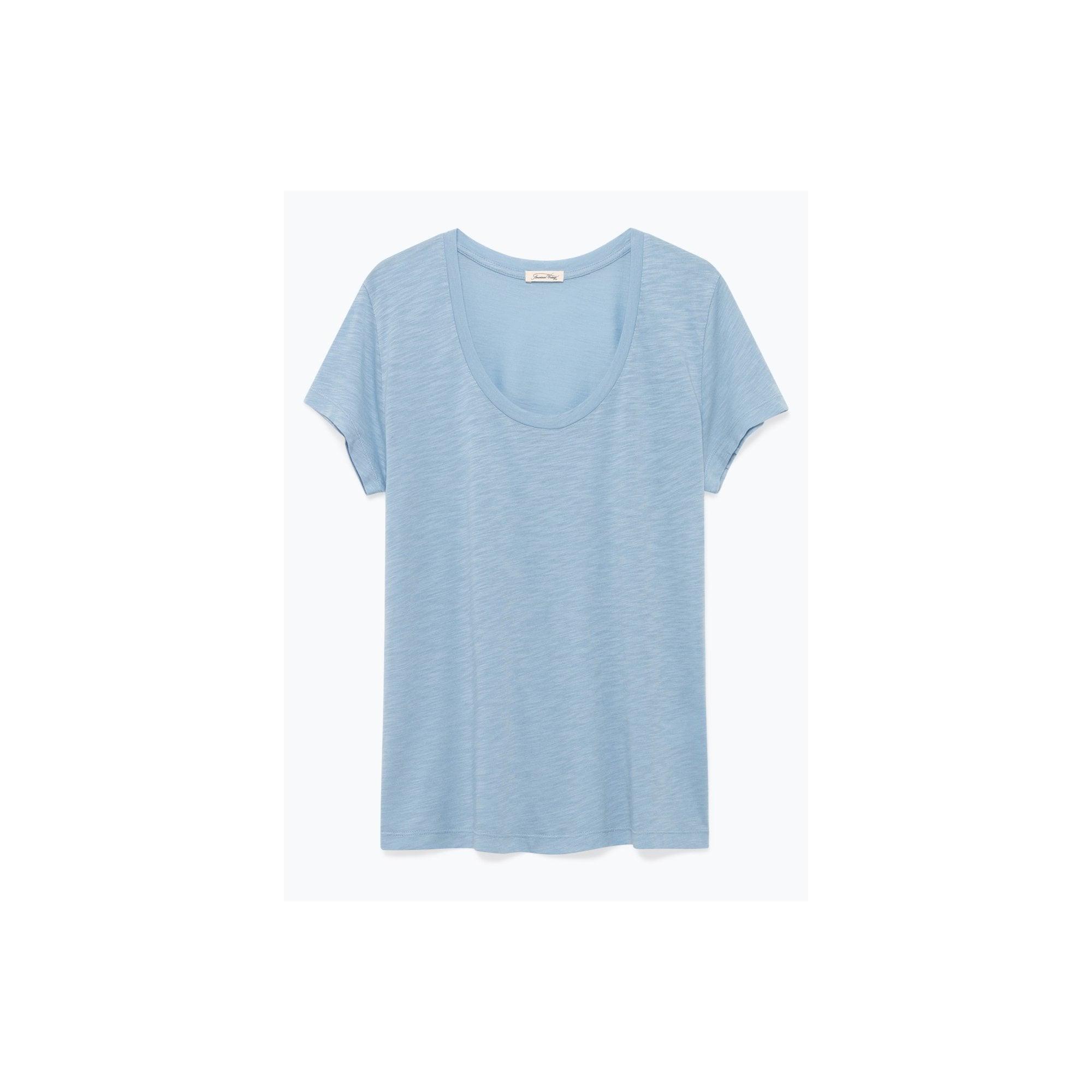 928fcedc Jacksonville T Shirt in Sky | Collen & Clare