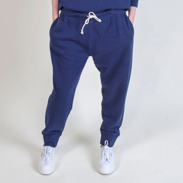 Jersey Trackpant in Night Navy