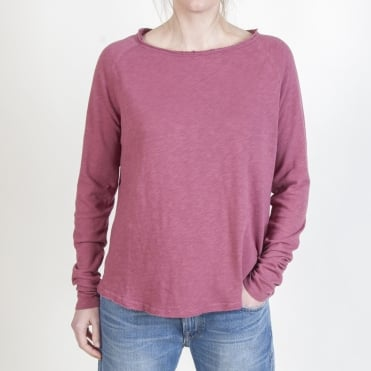 Sonoma Long Sleeve Top in Fig
