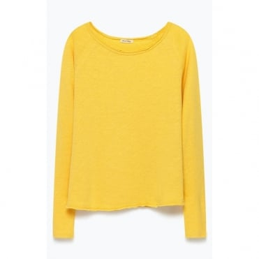 Sonoma Long Sleeve Top in Pollen