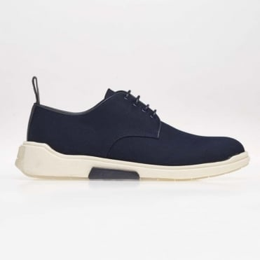 Birley Canvas Lace Up Shoe