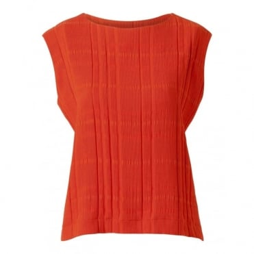 Baila Sleeveless Box Top