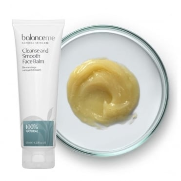 Cleanse & Smooth Face Balm