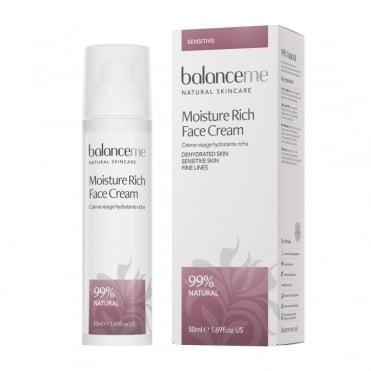 Moisture Rich Face Cream 50ml