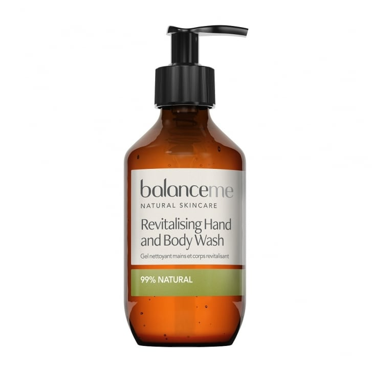 BALANCE ME Revitalising Hand & Body Wash 280ml