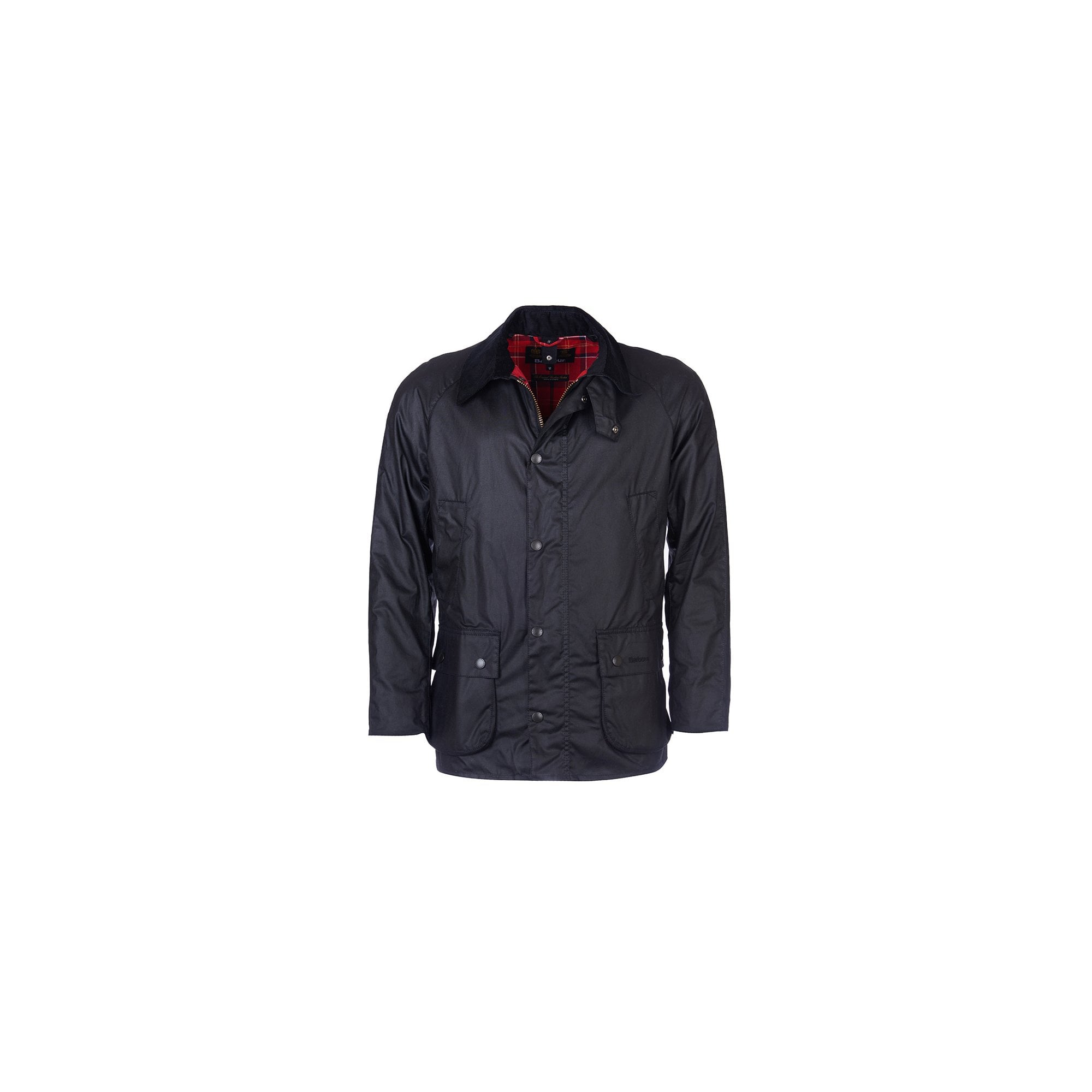 981017c9a Ashby Wax Jacket in Black
