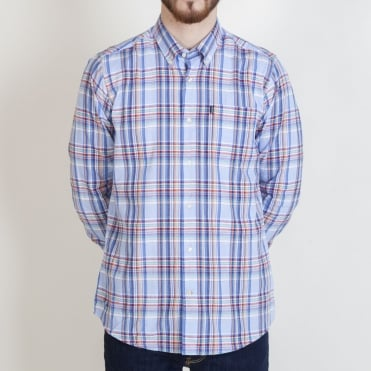 Bram Shirt in Blue