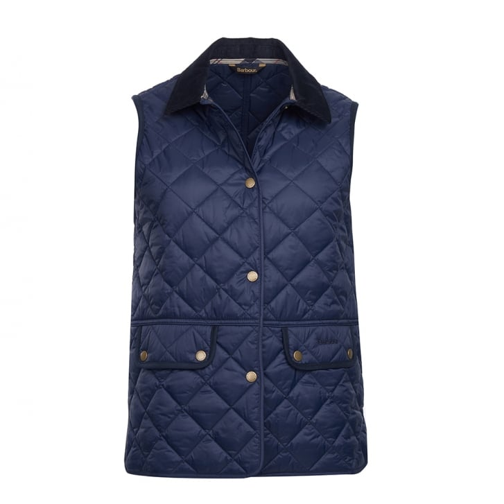 BARBOUR Brimham Gilet in Navy