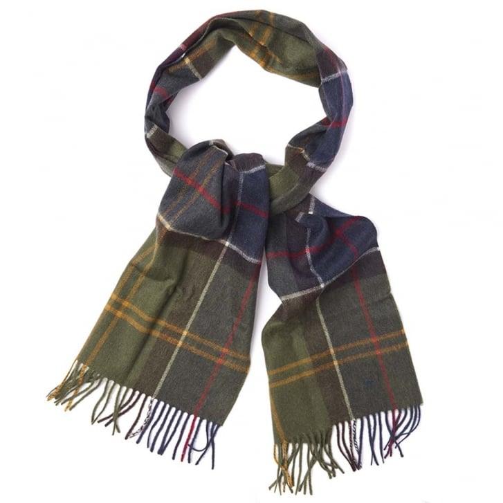 buy babour easton tartan scarf collen clare