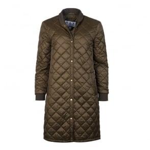 Ebbertson Olive Jacket