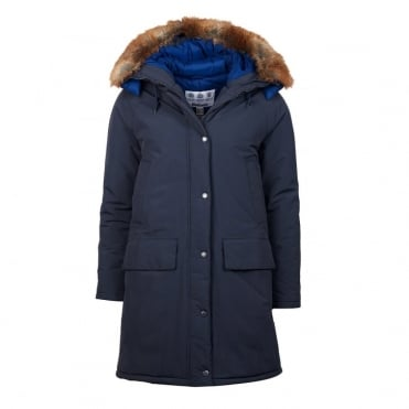 Emmott Navy Jacket
