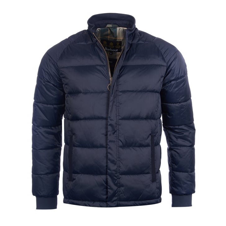 BARBOUR Hectare Navy Jacket