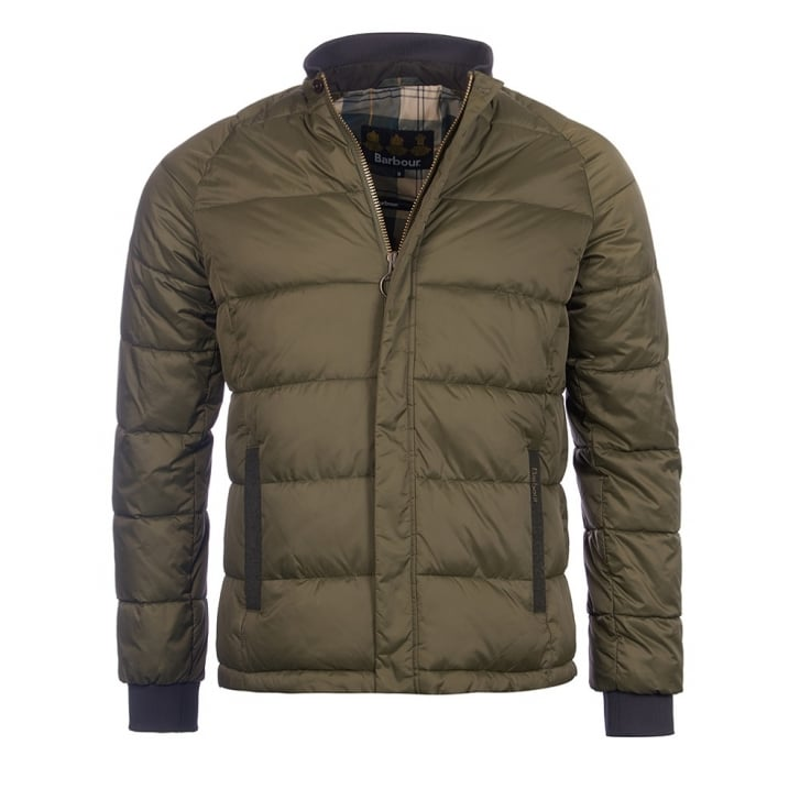 BARBOUR Hectare Olive Jacket