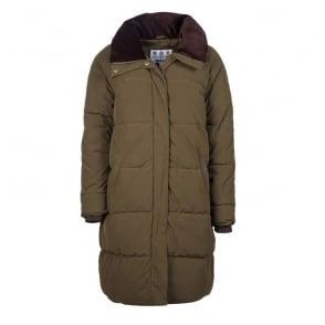 Leck Dark Olive Jacket