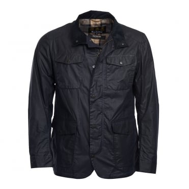 Lightweight Ogston Jacket in Royal Navy