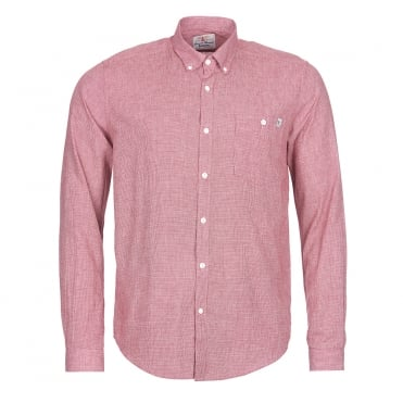 Lintern Shirt in Red