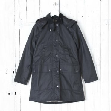 Wax Border Jacket