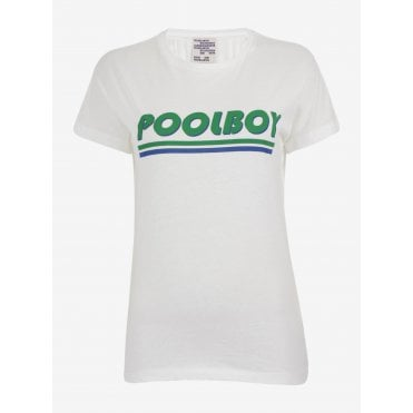 Eira Poolboy T Shirt in Cloud Dancer
