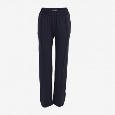 Jody Luxe Track Pant in Night Sky