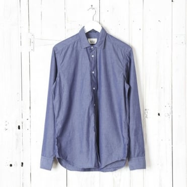 Chambray Shirt - Denim Shirt