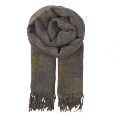 Begonia Soft Wool and Cashmere Scarf