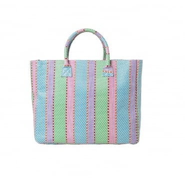 Mexi Bag in Baby Blue