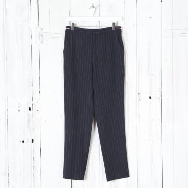 Pinstripe Easy Cyrus Trouser