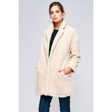 Ecloz Teddy Bear Coat