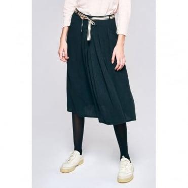 Viko Wool Pocket Skirt