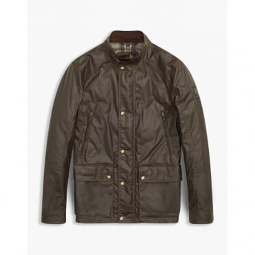 New Tourmaster Jacket in Faded Olive