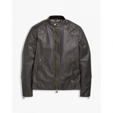 Outlaw Blouson Jacket in Black