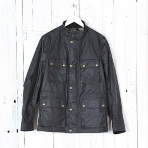 Trialmaster Waxed Cotton Jacket