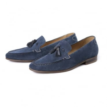 Bernini Suede Loafer