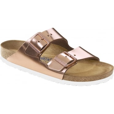 Arizona SFB Sandal in Metallic Copper