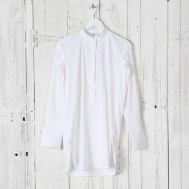 Bitte Kai Rand Bib Tuck White Shirt