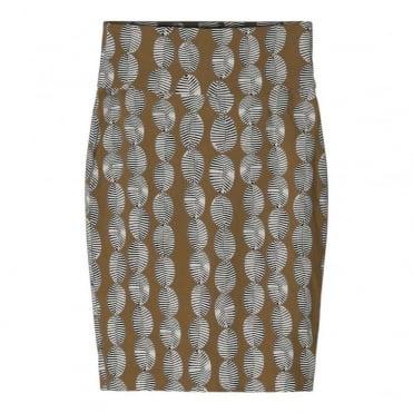 Zebra Tortoise Skirt