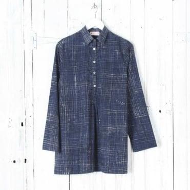 Brushing Cotton Oversize Shirt