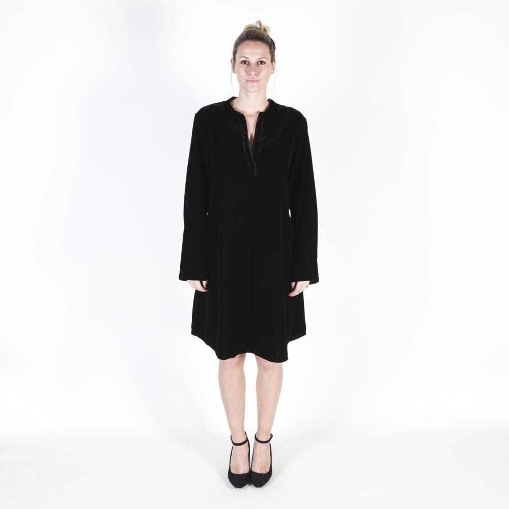 3b259e2c356 Buy Bolam Velvet Tunic Dress | Collen & Clare