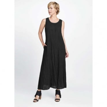 Borough Linen Maxi Dress
